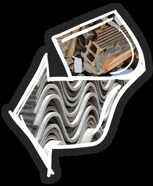 Turcato amianto e rifiuti edili