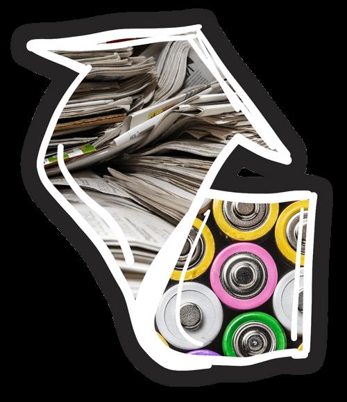 Turcato carta e batterie